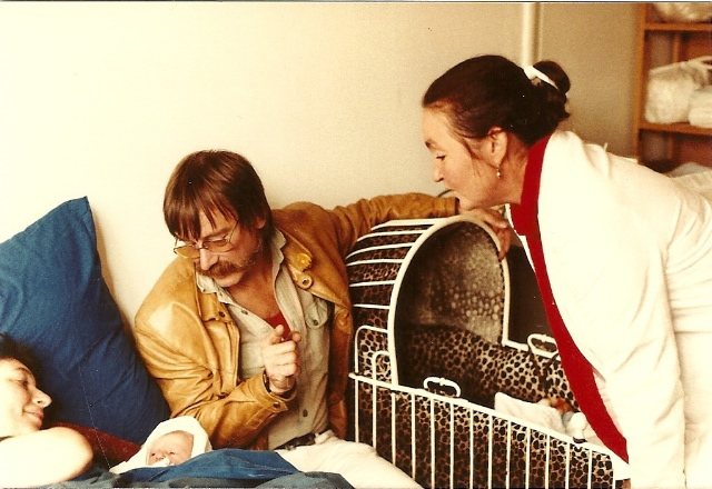 Juno Olga Theodor Ellen 1981