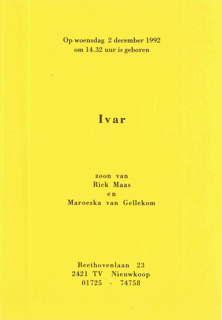 29.Ivar