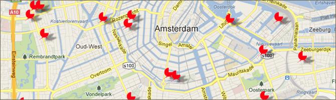Waar hun Wieg heeft gestaan, op Google Maps...